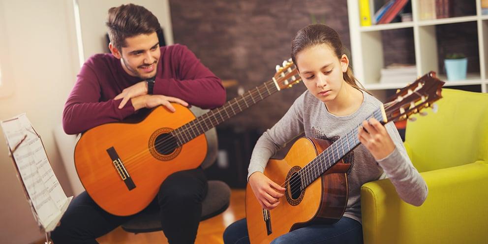 guitar lessons for kids hurstville sydney australia