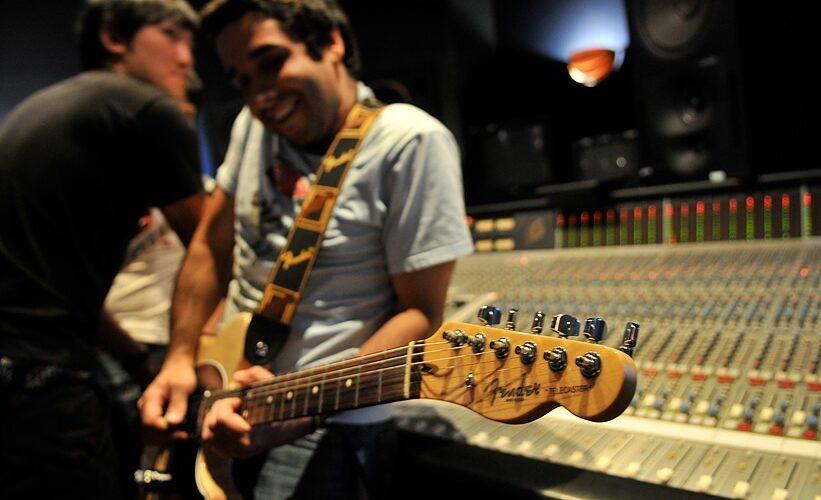 Manuel Andrade music teacher hurstville sydney