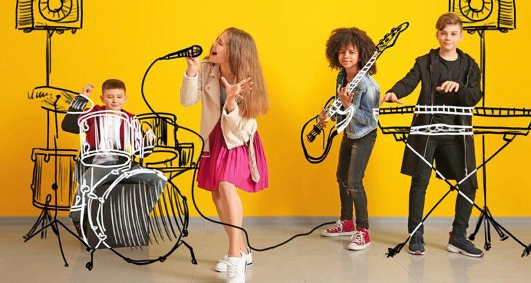 singing lessons for kids hurstville sydney australia