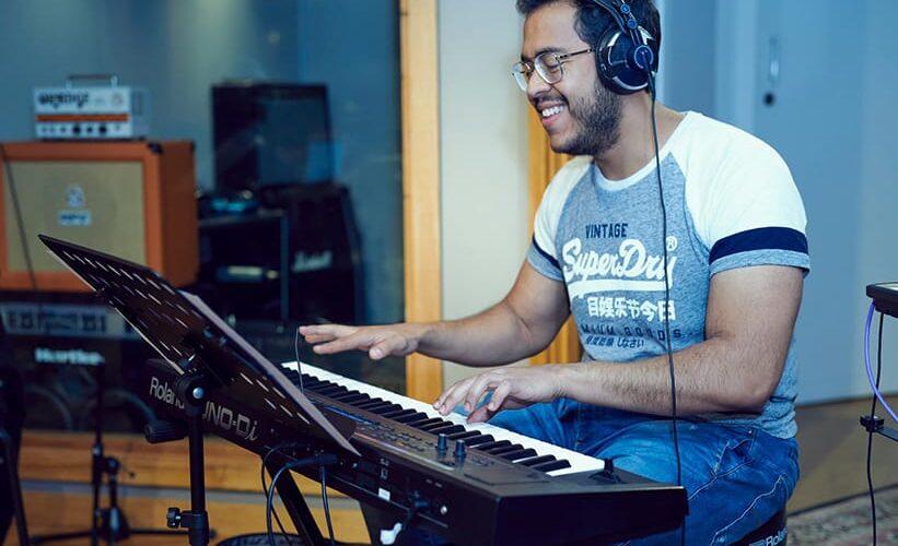 Juan Manuel Alvear music teacher hurstville sydney