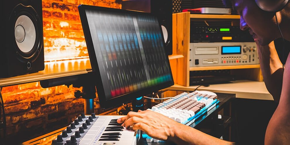 learn music production software